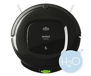 robot Amibot Prime H2O, anti poils de chat