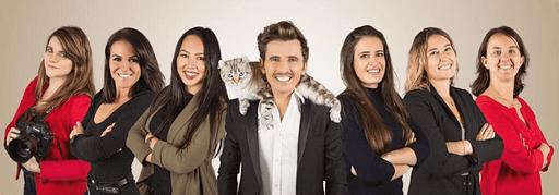 8 professionnels spécialisés à l'agence YLG au service des animaux et des influenceurs
